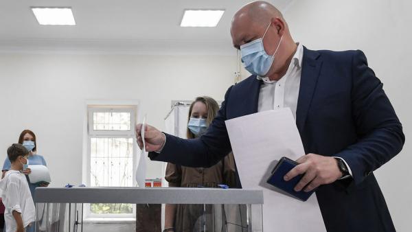 Евросоюз отказался признать результаты выборов в Крыму
