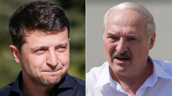 Украина отказывается признавать Лукашенко президентом