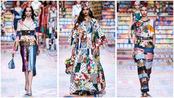 Что показали вМилане Dolce &Gabbana иDsquared2