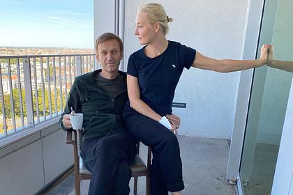 Навальный рассказал освоем состоянии сразу после выхода изкомы