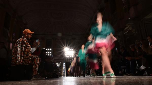 Ожидания организаторов игостей начавшейся вМилане Недели моды
