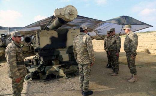 ПВО Азербайджана сбили армянский беспилотник