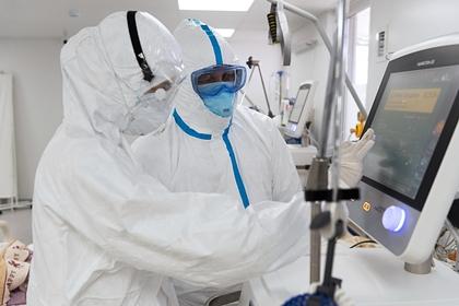 В России выявили 6148новых случаев заражения коронавирусом