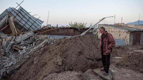 Сергей Лавров назвал условие для политического урегулирования в Карабахе