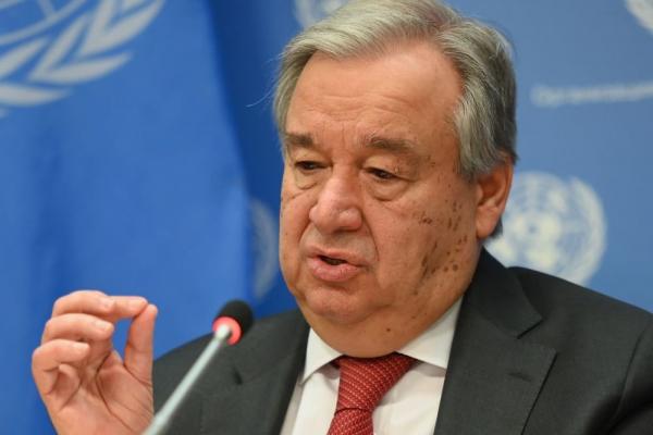 Генсек ООН: Каждая третья женщина в мире подвергается насилию