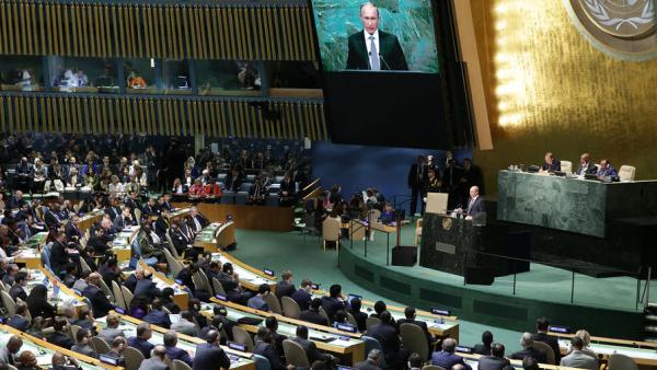 Госдеп возмущен возвращением РФ в состав Совета по правам человека ООН