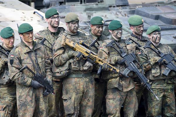 ВВС Германии провели тайные учения на случай ядерной войны