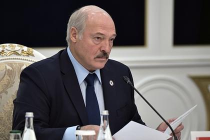 Евросоюз невключил Лукашенко всанкционный список