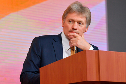 Кремль обратился кроссиянам из-за коронавируса