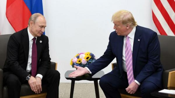Путин сделал подарок Трампу накануне президентских выборов вСША— мнение