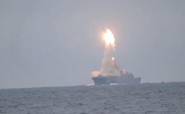 Следующая цель российской гиперзвуковой ракеты «Циркон»— авианосец