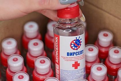 В России оценили пользу обработки мебели отCOVID-19антисептиком