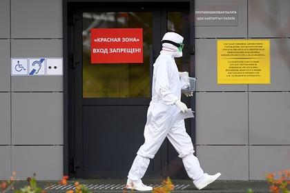 В России опровергли данные опропавшем иммунитете упереболевших COVID-19зимой